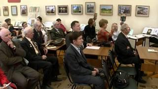 В областной библиотеке сегодня прошли исторические чтения Новгородская губерния в годы Пе