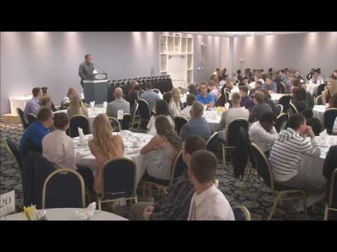 Metro Edmonton High School Athletics Awards Banquet 2016