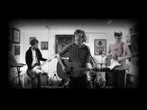 Kalle Mattson-Bands Undone @ Canteen Art Shop.