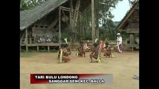 Tarian Bulu Londong (Mamasa-Sulawesi Barat)