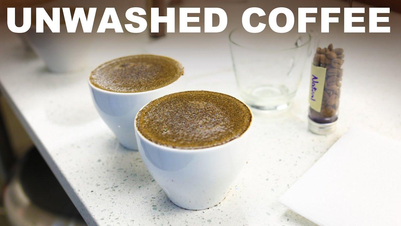 Dry processed coffee — tastes like Tropical Skittles?
