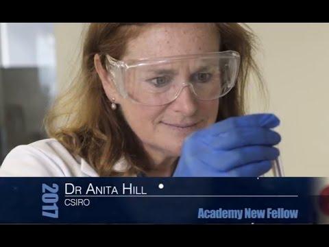 New Fellows 2017: Dr Anita Hill, CSIRO