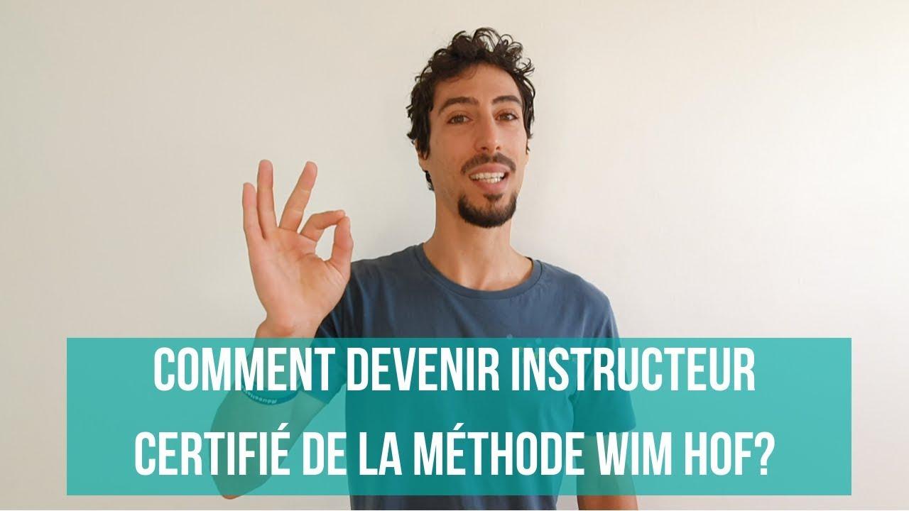 L'Académie Méthode Wim Hof - Les étapes pour devenir instructeur