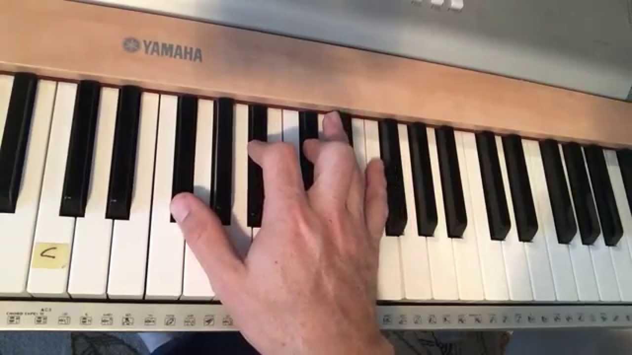 Download Learn the F, Fm, F#, F#m Chords on Piano - (Matt McCoy)