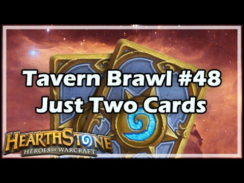 [Hearthstone] Tavern Brawl #48: Just Two Cards