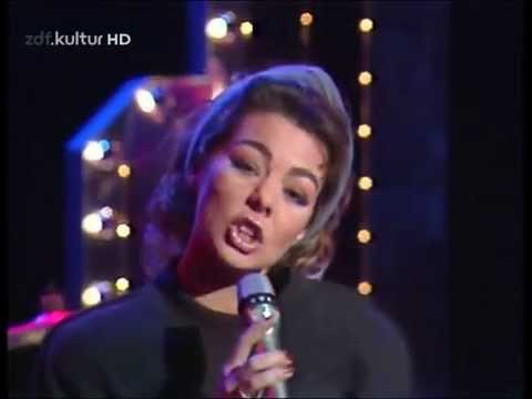 Sandra - Secret Land (ZDF Hitparade 1988) HD