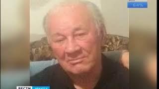 В тайге нашли пенсионера, потерявшегося две недели назад