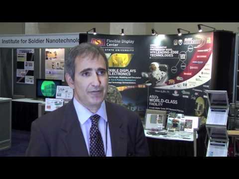 Interview: Arizona State University Flexible Display Center