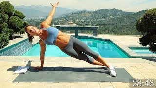 Full Body Workout - Full Body Workout At Home - Lose Weight - No Equipment Workout
