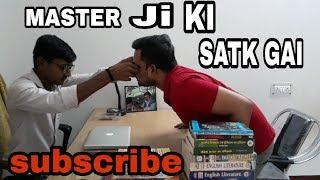 Master ji ki satk gai hai//Ps duuud//Prashant Anand