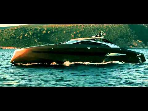AOK Hedonist Open yacht
