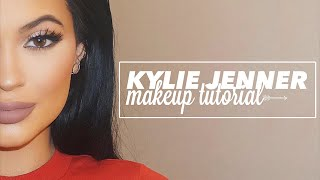 KYLIE JENNER Makeup Tutorial!