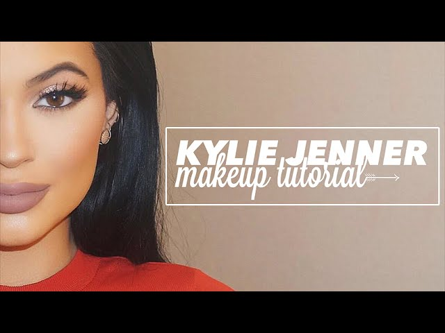 KYLIE JENNER Makeup Tutorial!