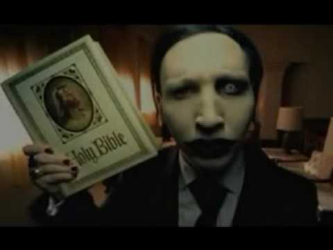Marilyn Manson bible speech