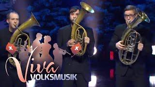 Traktorkestar mit Schönster Abestärn - Viva Volksmusik