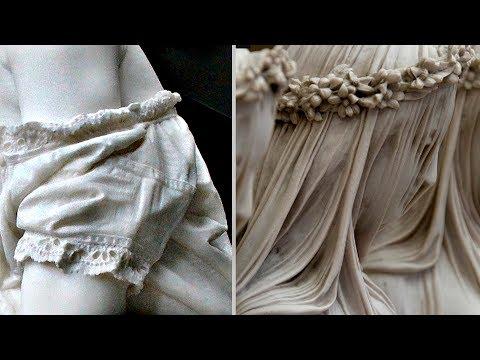Одежда из мрамора