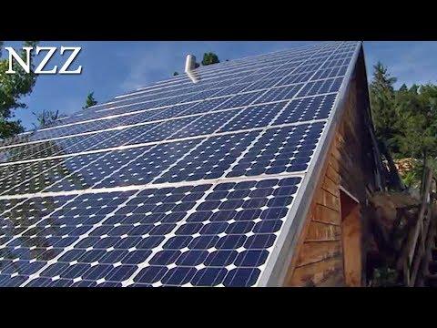 Sonne: Zukunftsenergie und Wirtschaftsmotor  - Dokumentation von NZZ Format (2007)
