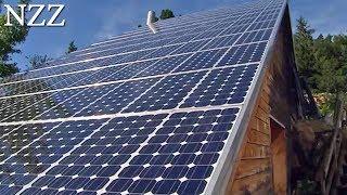Sonne: Zukunftsenergie und Wirtschaftsmotor  - Dokumentation von NZZ Format 2007