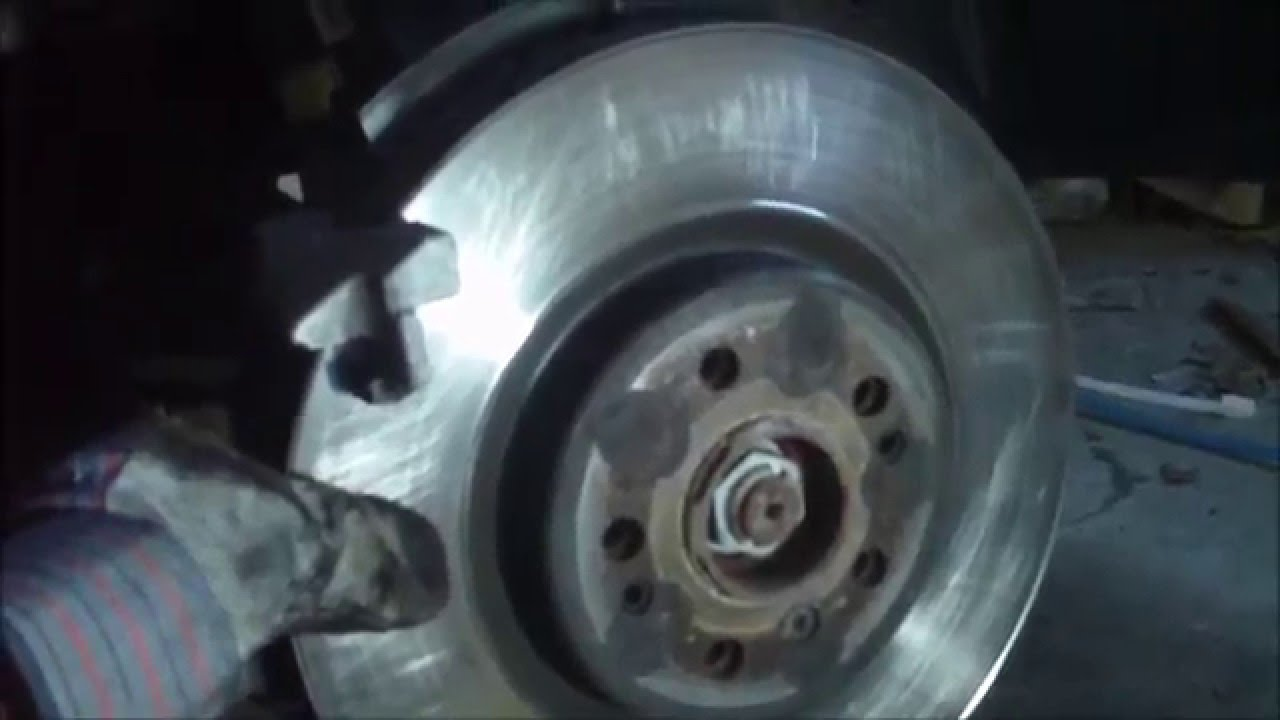 Front brake caliper removal?!!! Tricks, tips? - Mercedes-Benz Forum