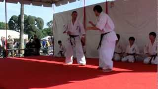 YAMAKI KARATE Performance March 23,2013 TOKYO CITY CUP JAPAN FAMILY...