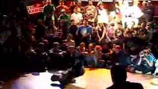 BBOY UNIT 2008 USA QUALIFIER - Knuckle Heads vs. Killafornia