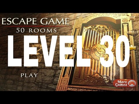 Escape Game 50 Rooms 2 - Level 39 - YouTube