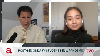Post-secondary Students in a Pandemic
