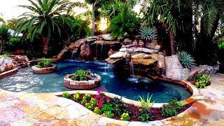 The Ultimate Backyard Water Garden