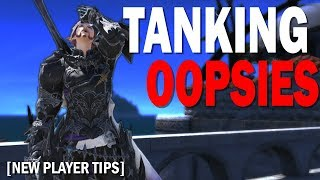 Common Mistakes New Tanks Make | New Player Guide