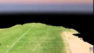 H4 Quadcopter Map Using Pix4Dmapper