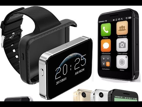I5S Review And Teardown. Biggest Nucleus Smart Watch Available On Android And IOS.