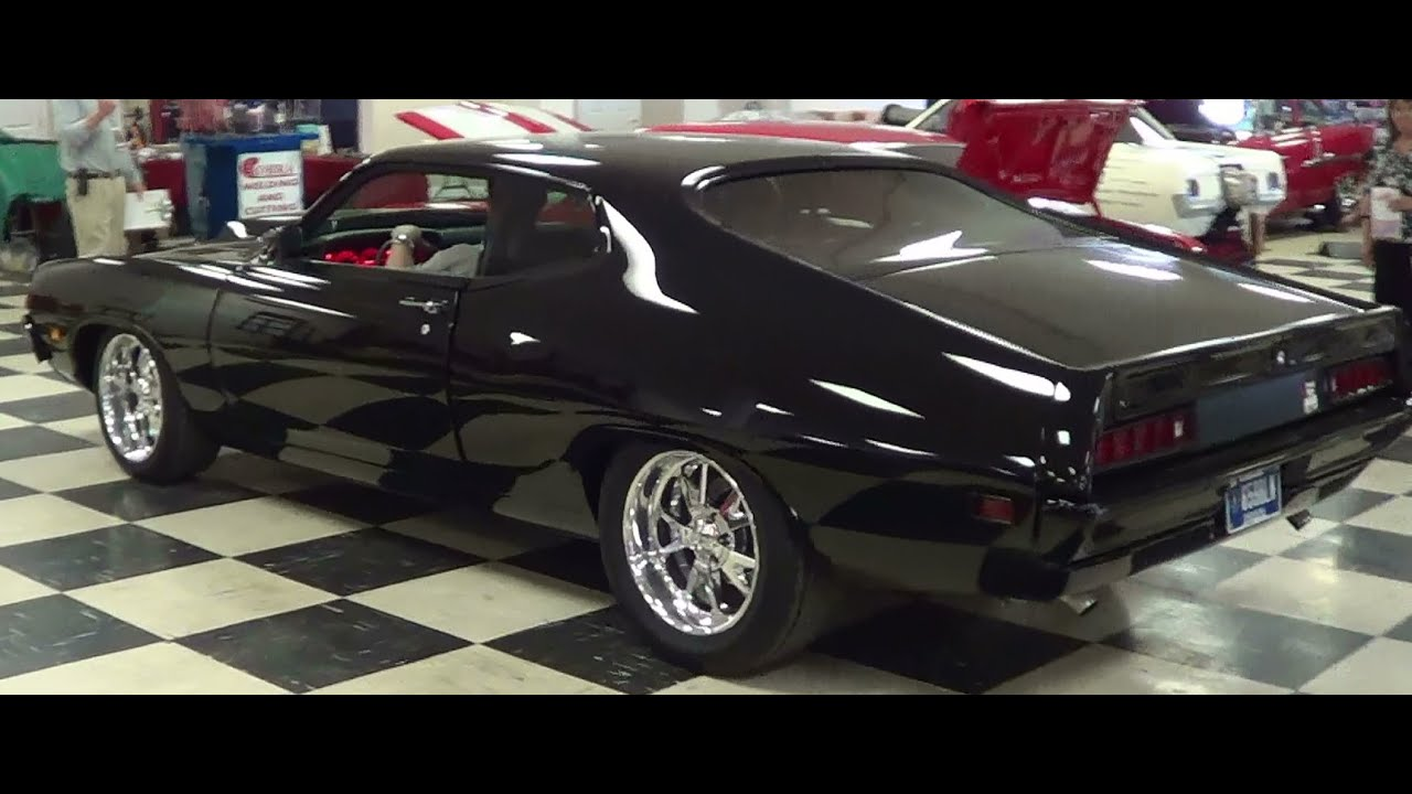 """1970 Ford Torino GT """"All In"""" Running - YouTube"""