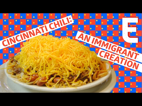 Did You Know That Cincinnati Chili Isn't From Cincinnati? — Snack Break