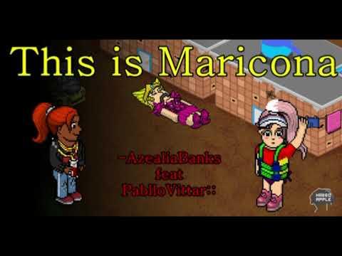 This Is Maricona -AzealiaBanks ft. PablloVittar (Diss .gretchen e DiogoTeixeiraah)