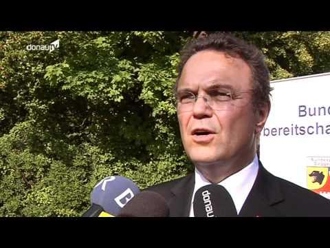 Mustergültig -- Bundespolizei Deggendorf beeindruckt Bundesinnenminister