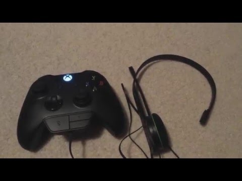 Xbox One Official Chat Headset Review
