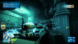 Battlefield 3 AED-6 revive glitch