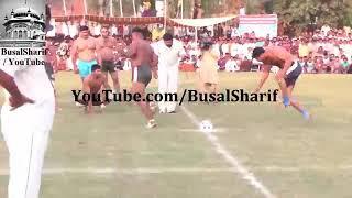 vuclip Imtiaz allam in action WAPDA kabaddi championship