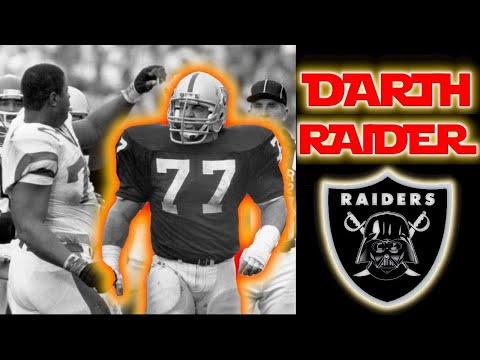 Lyle Alzado - Oakland Raiders (Broncos & Browns too)