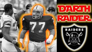 Lyle Alzado - Oakland Raiders (Broncos & Browns too)