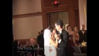 Hallelujah: Chris Sarlas Orchestra: Chicago Wedding Band Live Video