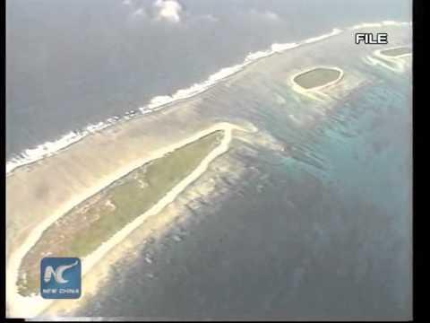 China plans civil facilities on Nansha Islands