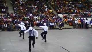 Tuskegee University Homecoming 2012 Stepshow: Phi Beta Sigma, Beta Kappa Chapter