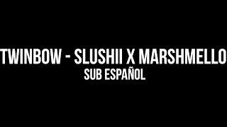 Video ► Twinbow - Slushii x Marshmello | Sub Español download MP3, 3GP, MP4, WEBM, AVI, FLV Januari 2018