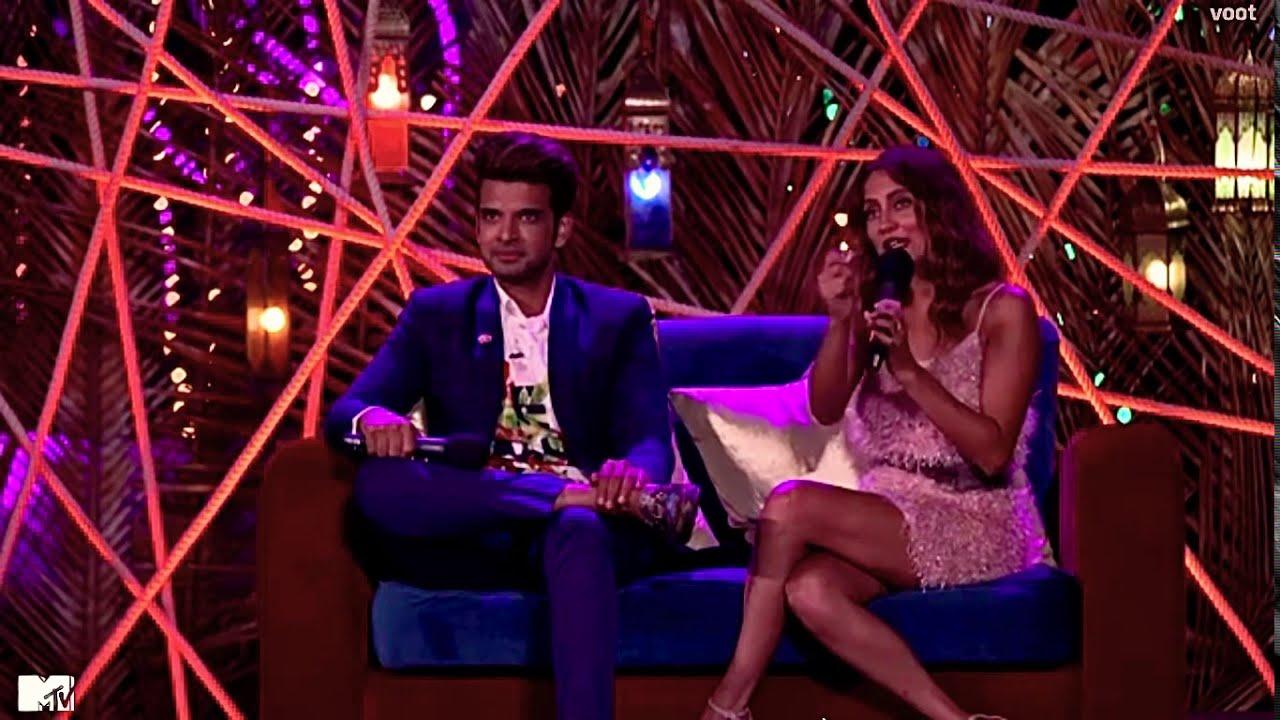Download MTV India's most controversial KISS - #RamizKing #VJAnusha #KaranKundra