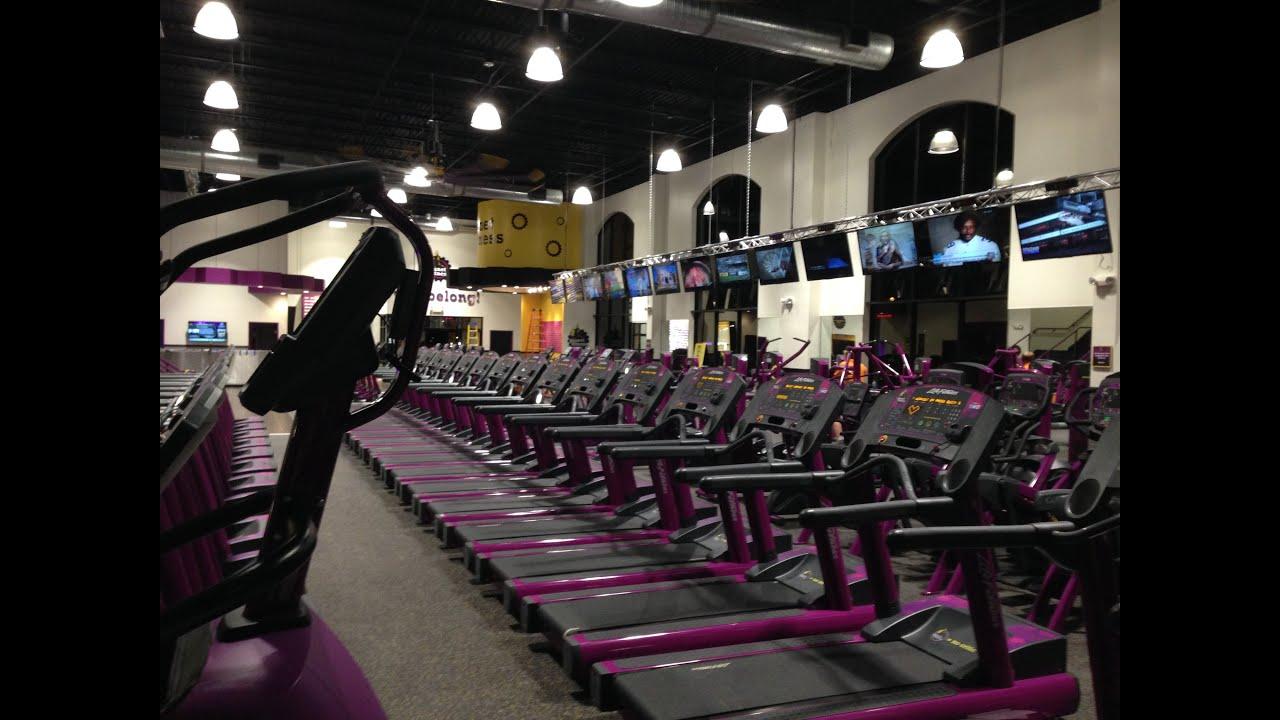 Walking Around The New Planet Fitness In Shreveport Youtube