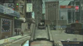 Modern Warfare 2: How to Use UMP 45  - Sandy Ravage