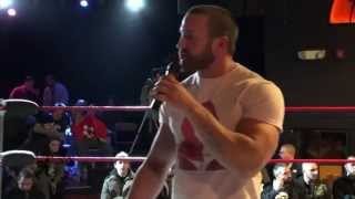 "[Promo] Michael Bennett Grabs an Open Mic at Beyond Wrestling ""CRITICAL! Acclaim"""