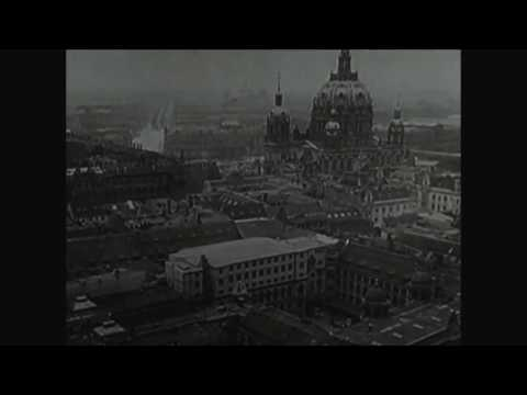 Berlin – Die Symphonie der Großstadt Walter Ruttmann 1927, Soundtrack and Poetry by Landschaft