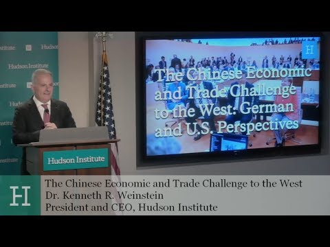 The Chinese Economic and Trade Challenge to the West [07.02.2018]